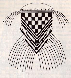 Как сплести собачку-пуделя в макраме? Схема плетения пуделя.